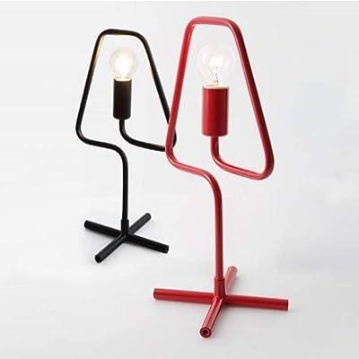 Ikea Harte - lámpara de Trabajo LED, Negro, Plata Color: Amazon.es: Hogar