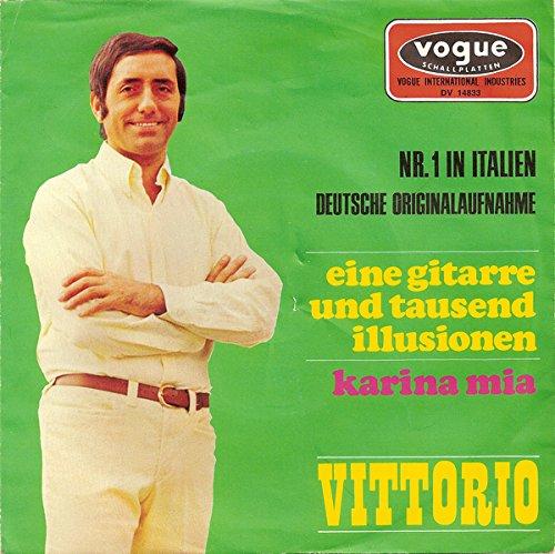 Vittorio Casagrande - Eine Gitarre Und Tausend Illusionen - Vogue Schallplatten - DV 14833