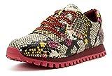 Katy Perry Women's The Lilia Sneaker, PINK MULTI, 10