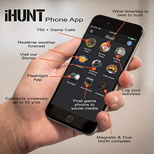 Product Image 2: iHunt Predator Decoy & Caller – EDIHWAG – Electronic Coyote Call – Predator Decoy – Jack Decoy – Electronic Game Call