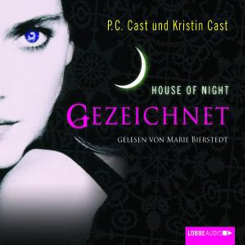 Gezeichnet (House of Night 1) audiobook cover art
