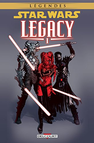 Star Wars - Legacy T01. NED : Anéanti