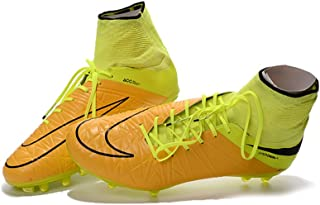 VCJU2MR1P Generic Men Hypervenom Phantom II leather FG Soccer Football Boots