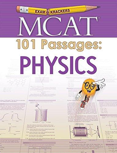 Examkrackers MCAT 101 Passages: Physics (1st Edition)