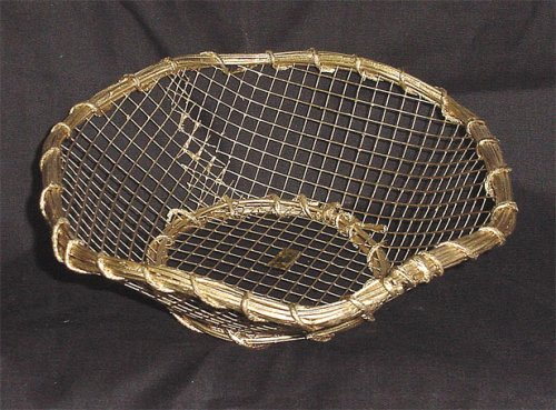 NINGBO Gold Wire Basket