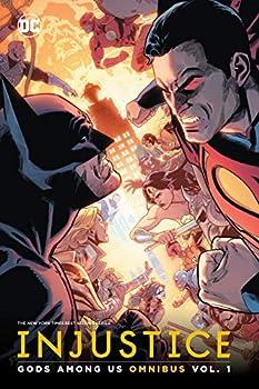 Injustice  Gods Among Us Omnibus Vol 1