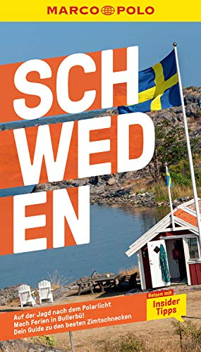 MARCO POLO Reiseführer Schweden: Reisen mit Insider-Tipps. Inklusive kostenloser Touren-App (MARCO POLO Reiseführer E-Book)