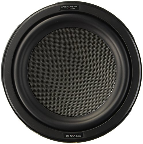 "Kenwood Excelon 12"" Shallow Mount Subwoofer"