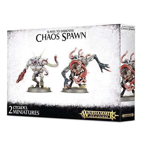 Games Workshop 99120201050 Chaos Spawn Tabletop and Miniature Gaming