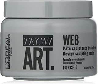L'Oreal L'Oréal Professionnel | TECNI.Art | Design Scultping Paste | Provides Extra Strong Hold | 150ml