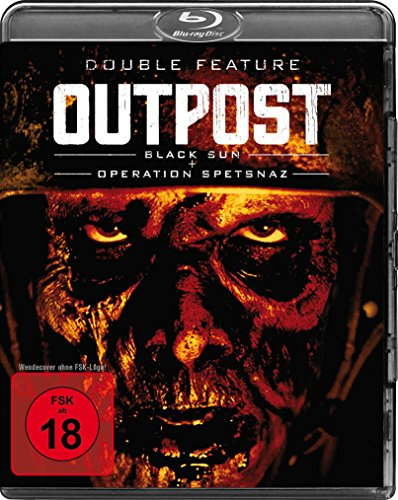 Outpost - Double Feature (Black Sun / Operation Spetsnaz) [Blu-ray]