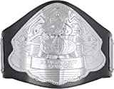 UFC Men's Pride Replica Belt, Black/Silver, One Size
