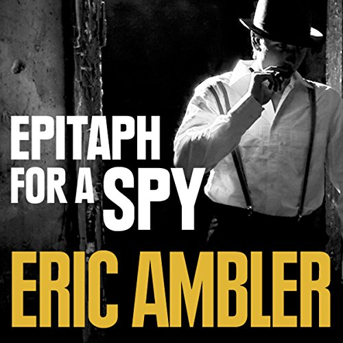 Epitaph for a Spy cover art