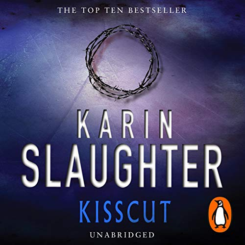 Kisscut audiobook cover art
