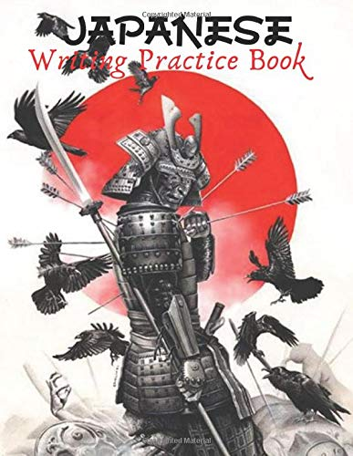 Japanese Writing Practice Book: Genkouyoushi Paper Notebook to Practice Writing Japanese Kanji Characters and Kana Scripts with Cornell Notes For Students & Beginners