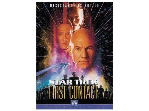 DVD Film - Star Trek - First Contact (GB, D)