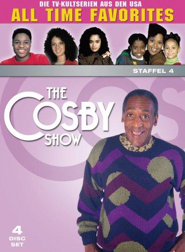 Die Bill Cosby Show - Staffel 4 (4 DVDs)