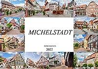 Michelstadt Impressionen (Wandkalender 2022 DIN A3 quer): Beeindruckende zwoelf Bilder von Michelstadt (Monatskalender, 14 Seiten )