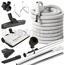 Best Central Vacuum Attachment Kit - Electrolux Generic Deluxe Central Vacuum Accessory Kit