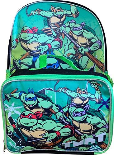 ninja turtle backpack toddler - 9