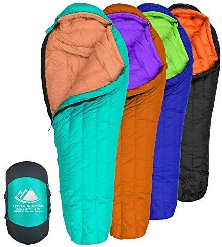 Top 10 Best down sleeping bags Reviews