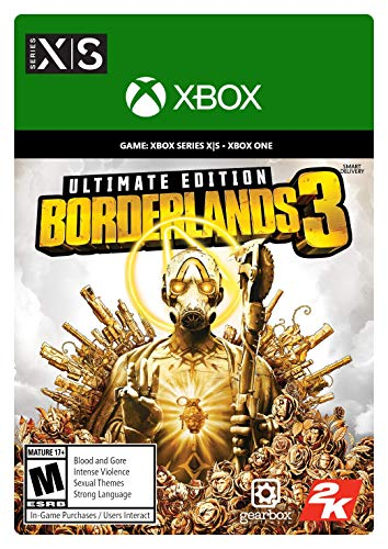 Borderlands 3 Ultimate Edition - Xbox Series X [Digital Code]