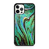 Extravagant Cool Wavy Colorful Swirly Pattern Cover Artistic Phone Case Cover (Phone Modèle: Apple...