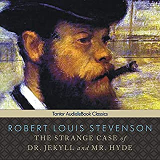 The Strange Case of Dr. Jekyll & Mr. Hyde                   By:                                                                                                                                 Robert Louis Stevenson                               Narrated by:                                                                                                                                 Scott Brick                      Length: 3 hrs and 6 mins     2,328 ratings     Overall 4.1