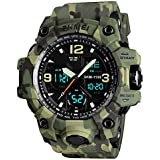 Big Face Military Tactical Sport Watch for Men,...