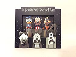 Disney Parks Mickey & Friends Tower of Terror 5x7 Photo Picture Frame