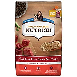 Rachael Ray Nutrish Natural Chaick food for Corgi Puppy