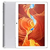 Tablet 10.1 inch,Android 9.0 Pie,1280x800 G+G IPS HD Display,2GB RAM,32GB Storage,Quad-Core Processor,8MP Rear