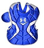 Under Armour Victory Youth Catchers Chest Protector Royal Ages 7-9