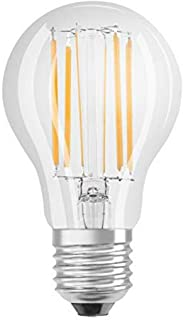OSRAM 4058075817432 LED Bulb Socket: E27, 8 Watt, 75-Watt-Replacement, Cool White