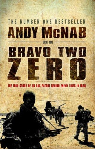 Bravo Two Zero: Re-issue B format