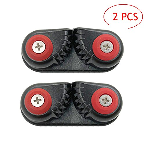 Lixada 2PCS Kayak Cam Cleat Boat Canoe Sailing Boat Dinghy Aluminum Cam Cleats Fast Entry Kayak Cleats -  BBW2774777759656JP