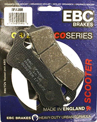 EBC SFA388 - Pastillas de Freno compatibles con Hon-da S-Win
