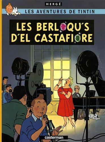 Les Aventures de Tintin : Les berloqu's d'el Castafiore : Edition en borain