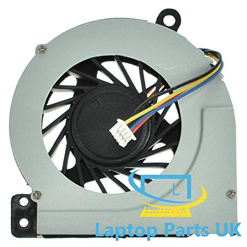 CPU Cooling Fan compatible with Dell 1014 1015 1088 Vostro Laptop Spare Replacement Part