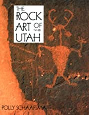Image of Rock Art of Utah : A. Brand catalog list of University of Utah Press.