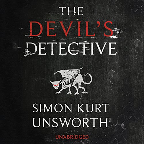 The Devil's Detective audiobook cover art