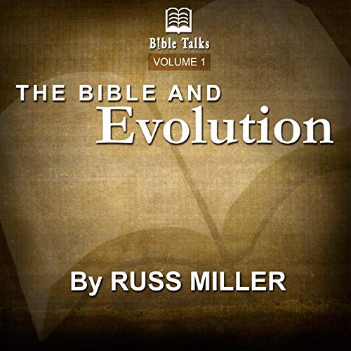 The Bible and Evolution: Volume 1  By  cover art