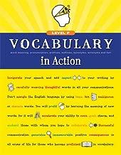 vocabulary في مستوى F: بمعنى الكلمة pronunciation ، prefixes ، suffixes ، synonyms ، antonyms ، من المرح. (vocabulary الإجراءات في 2010)