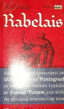 The Portable Rabelais 0140150218 Book Cover
