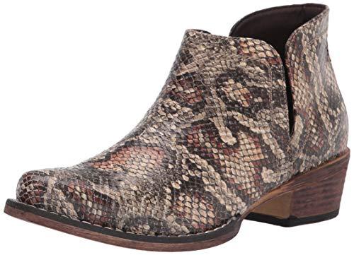 Roper womens Western Boot, Tan, 9.5 US