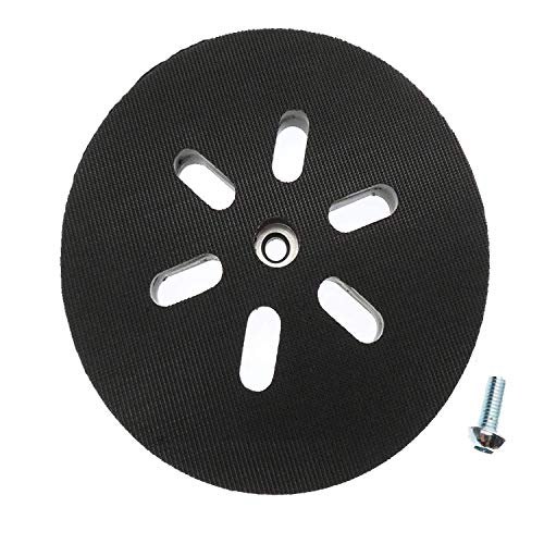 Plato de Lija de 150mm con Velcro Poweka para Bosch Lijadora