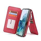 WSYGHP Cas de Samsung Galaxy S20, S20Plus, S20 Ultra, S10, S10Plus, S10 5G, Portefeuille de...