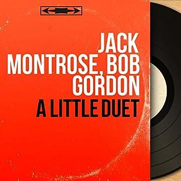 A Little Duet (feat. Paul Moer, Red Mitchell, Shelly Manne) [Mono Version]