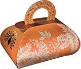 The English Soap Company, Large Gift Bag Bath Soap, Patchouli & Orange Flower, 260g
