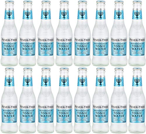 Fever-Tree Mediterranean Tonic Water 16 x 200ml